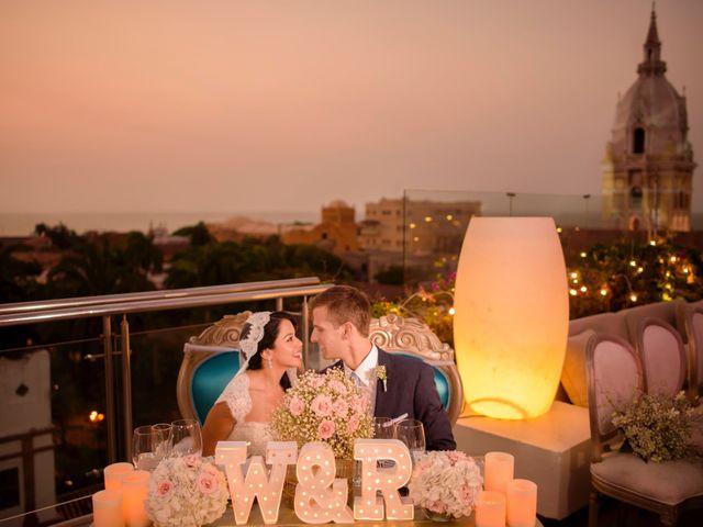 El matrimonio de Ryan y Wendy en Cartagena, Bolívar 40