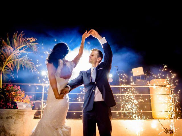 El matrimonio de Ryan y Wendy en Cartagena, Bolívar 42