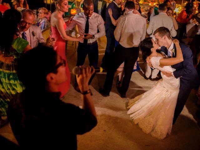 El matrimonio de Ryan y Wendy en Cartagena, Bolívar 44
