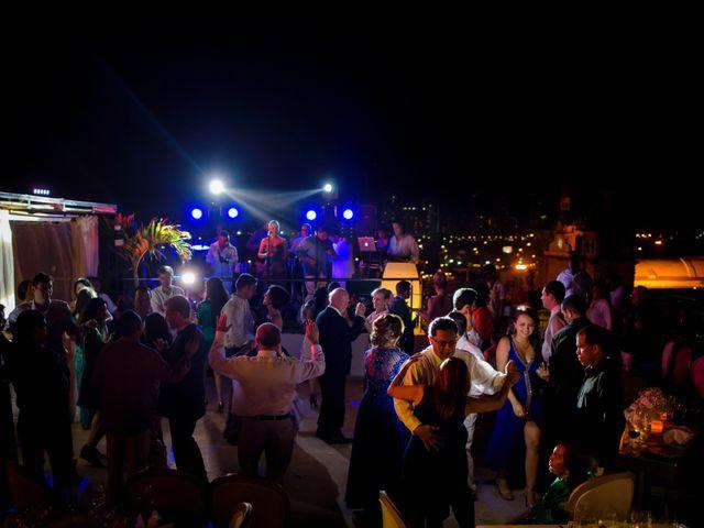 El matrimonio de Ryan y Wendy en Cartagena, Bolívar 45