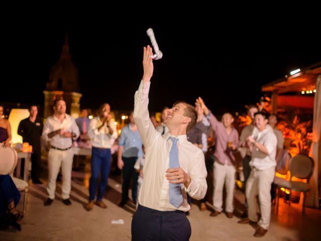 El matrimonio de Ryan y Wendy en Cartagena, Bolívar 53