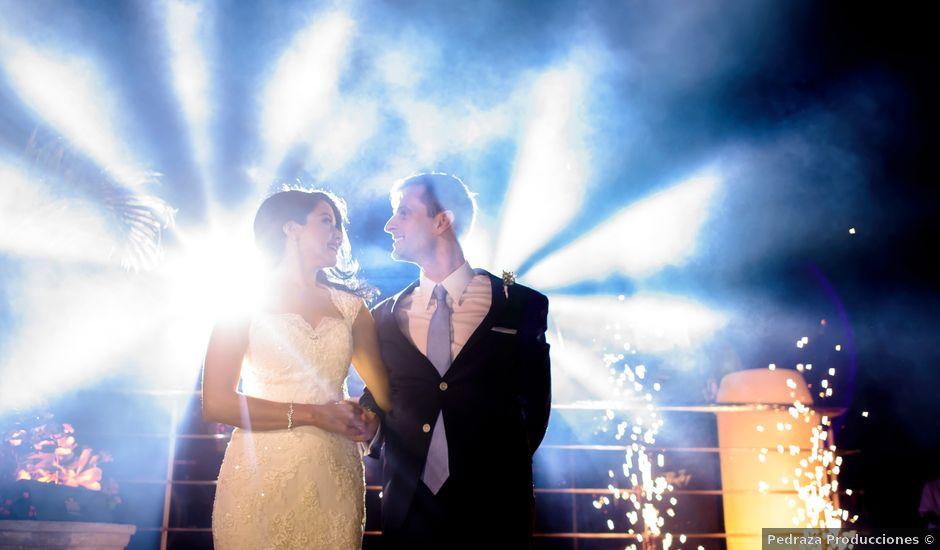 El matrimonio de Ryan y Wendy en Cartagena, Bolívar