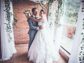 El matrimonio de Daniel y Nathalie