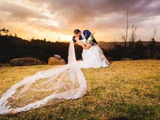 El matrimonio de Mafe y Juanda