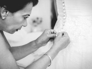 El matrimonio de Tania y Juan 1
