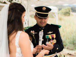 El matrimonio de Claudia y Yilmer 1