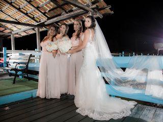 El matrimonio de Claudia y Yilmer 2