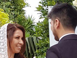 El matrimonio de Luz y Óscar 3