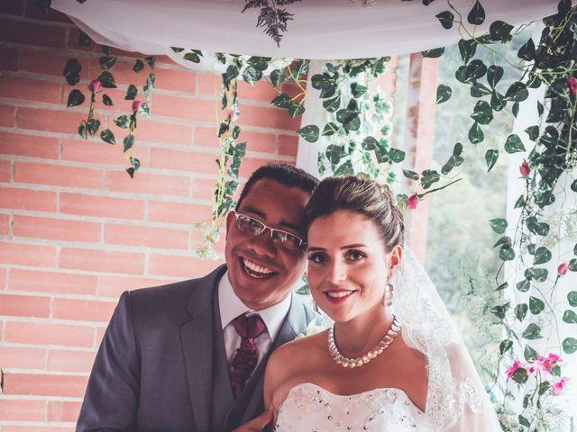 El matrimonio de Nathalie y Daniel en Bogotá, Bogotá DC 3