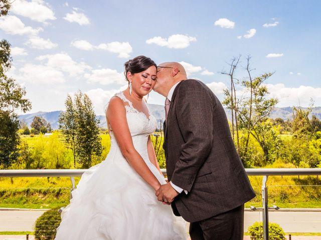 El matrimonio de Juanda y Mafe en La Calera, Cundinamarca 1