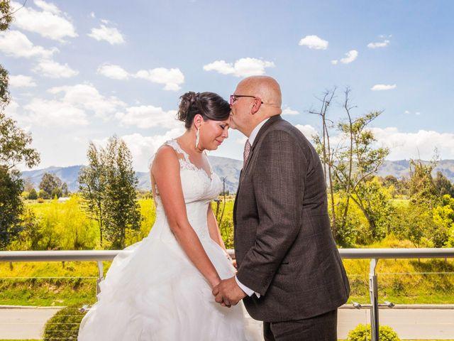 El matrimonio de Juanda y Mafe en La Calera, Cundinamarca 2