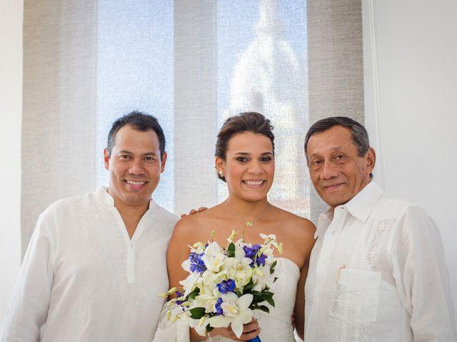 El matrimonio de Juan y Tania en Cartagena, Bolívar 5