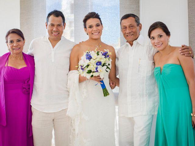 El matrimonio de Juan y Tania en Cartagena, Bolívar 6