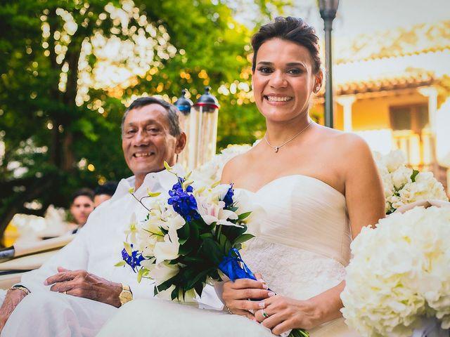 El matrimonio de Juan y Tania en Cartagena, Bolívar 9
