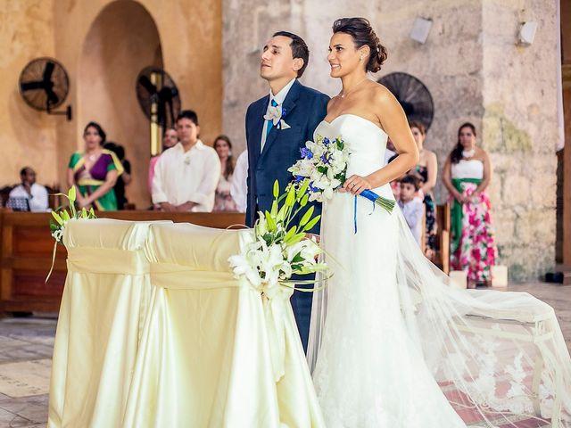 El matrimonio de Juan y Tania en Cartagena, Bolívar 13