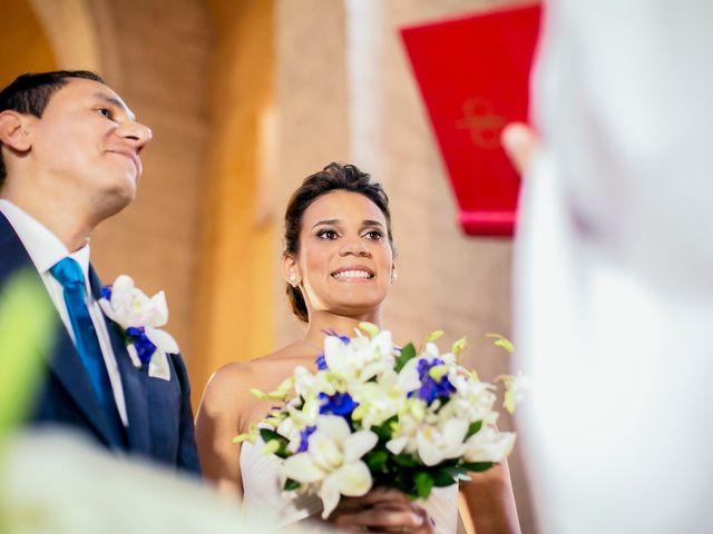 El matrimonio de Juan y Tania en Cartagena, Bolívar 16