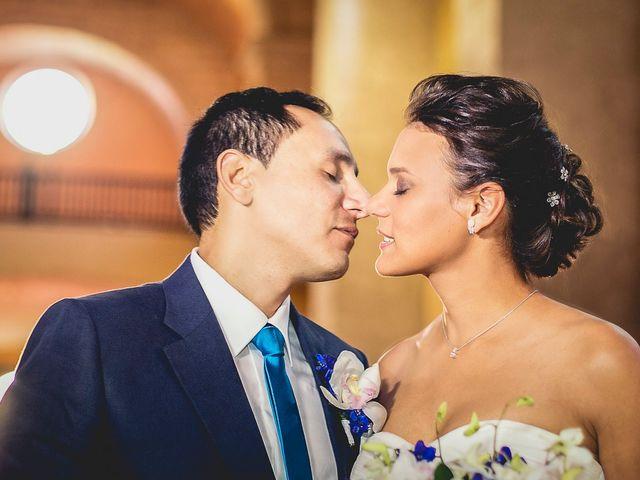El matrimonio de Juan y Tania en Cartagena, Bolívar 19