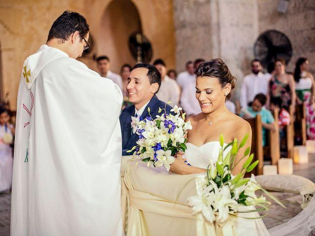 El matrimonio de Juan y Tania en Cartagena, Bolívar 20