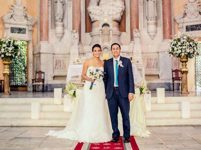El matrimonio de Juan y Tania en Cartagena, Bolívar 21