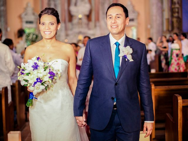 El matrimonio de Juan y Tania en Cartagena, Bolívar 22