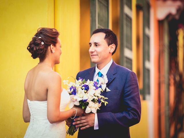 El matrimonio de Juan y Tania en Cartagena, Bolívar 24