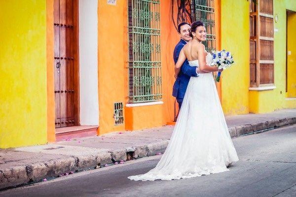 El matrimonio de Juan y Tania en Cartagena, Bolívar 27