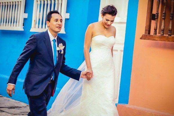 El matrimonio de Juan y Tania en Cartagena, Bolívar 29