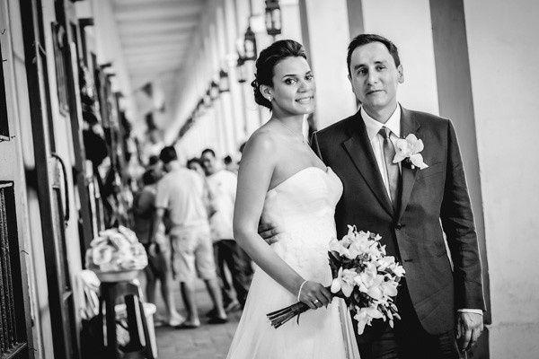 El matrimonio de Juan y Tania en Cartagena, Bolívar 30