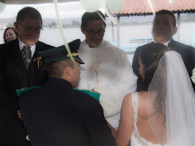 El matrimonio de Yilmer y Claudia en Paipa, Boyacá 6