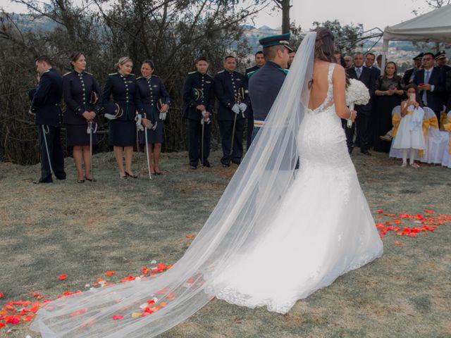 El matrimonio de Yilmer y Claudia en Paipa, Boyacá 8