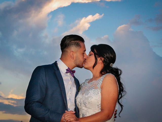 El matrimonio de Jeimmy y Leonel
