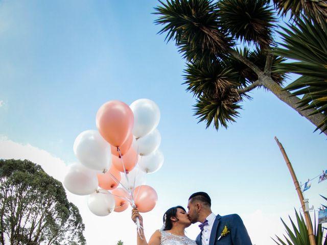 El matrimonio de Leonel y Jeimmy en Subachoque, Cundinamarca 13