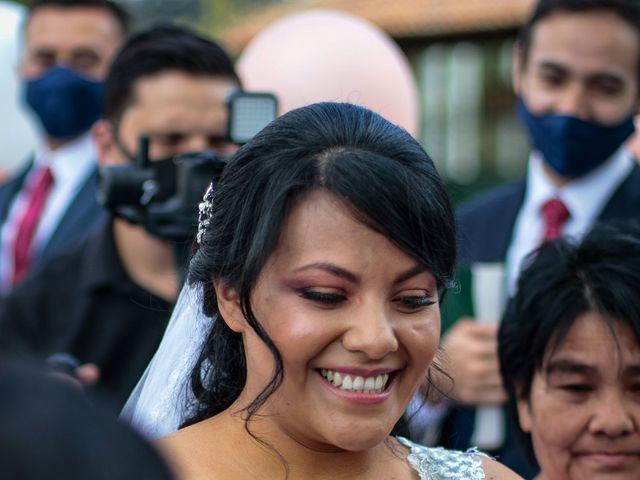 El matrimonio de Leonel y Jeimmy en Subachoque, Cundinamarca 14
