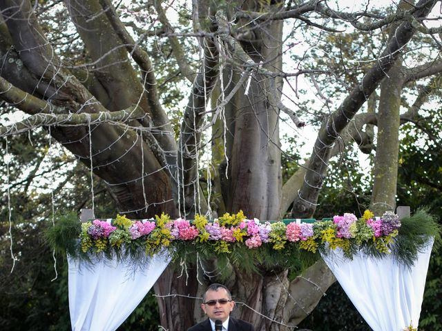 El matrimonio de Leonel y Jeimmy en Subachoque, Cundinamarca 16