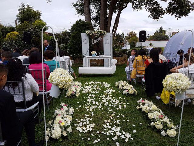 El matrimonio de Óscar y Luz en Mosquera, Cundinamarca 3