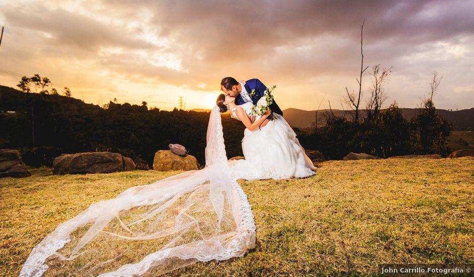 El matrimonio de Juanda y Mafe en La Calera, Cundinamarca
