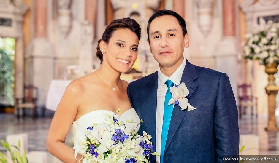 El matrimonio de Juan y Tania en Cartagena, Bolívar