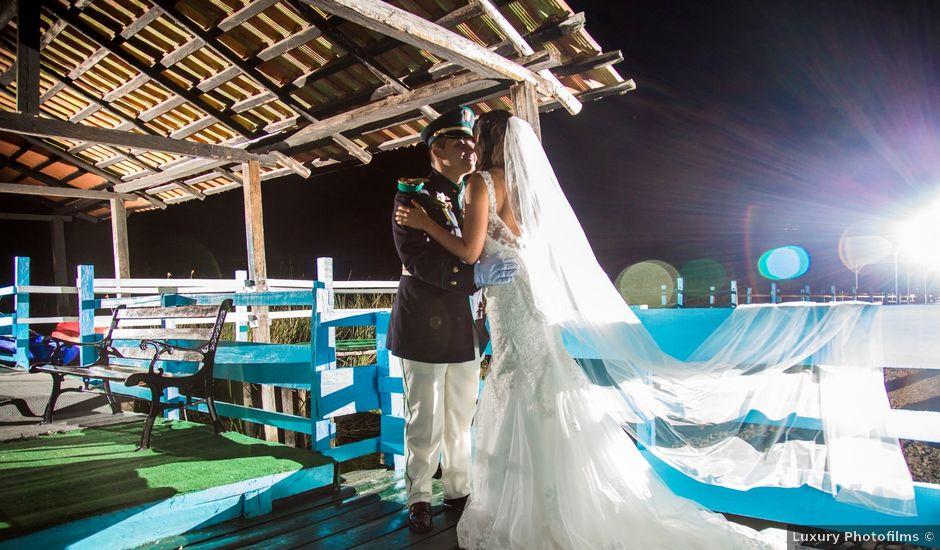El matrimonio de Yilmer y Claudia en Paipa, Boyacá
