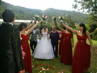 El matrimonio de Geraldine   y Diego   1