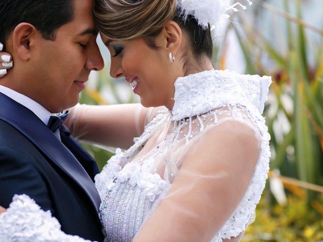 El matrimonio de Diana y Paul