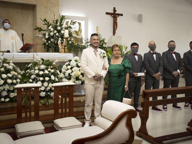 El matrimonio de David y Stephany en Cali, Valle del Cauca 19