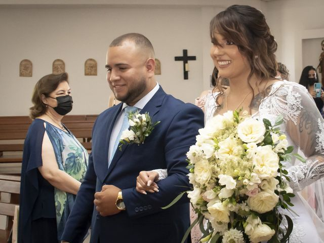 El matrimonio de David y Stephany en Cali, Valle del Cauca 20