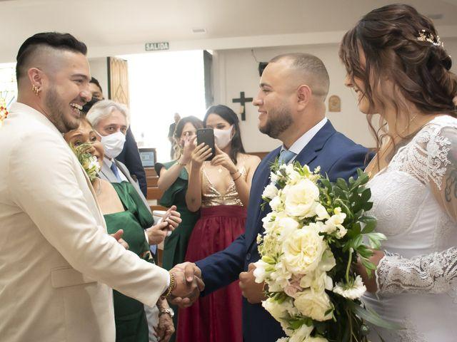 El matrimonio de David y Stephany en Cali, Valle del Cauca 21