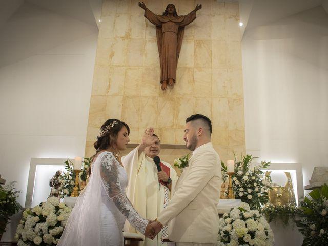 El matrimonio de David y Stephany en Cali, Valle del Cauca 28