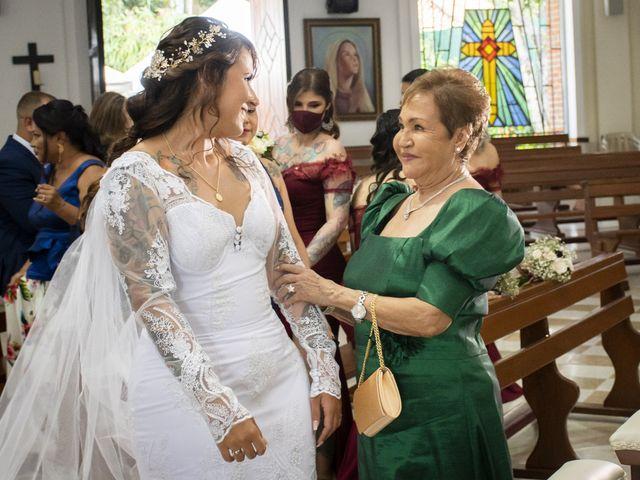 El matrimonio de David y Stephany en Cali, Valle del Cauca 30
