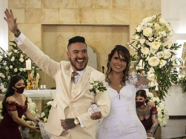 El matrimonio de David y Stephany en Cali, Valle del Cauca 33