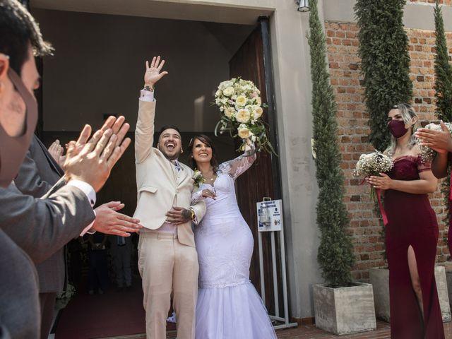 El matrimonio de David y Stephany en Cali, Valle del Cauca 34