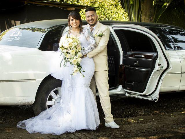 El matrimonio de David y Stephany en Cali, Valle del Cauca 36
