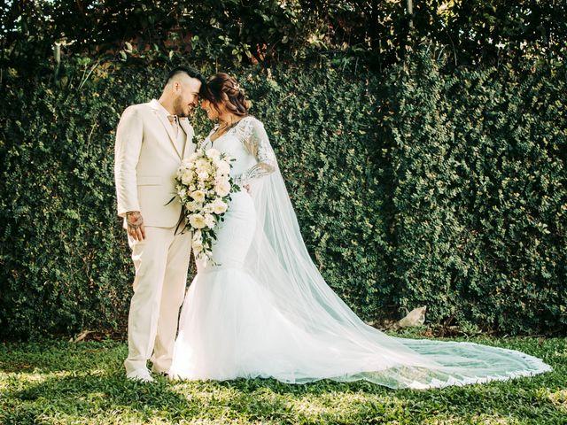 El matrimonio de David y Stephany en Cali, Valle del Cauca 37