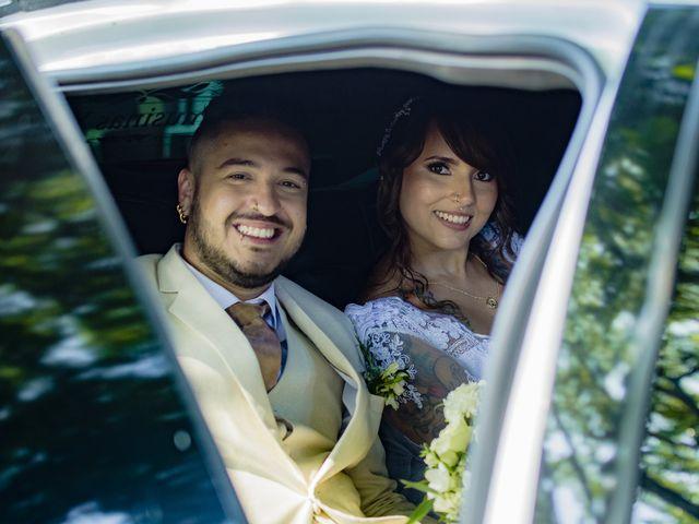 El matrimonio de David y Stephany en Cali, Valle del Cauca 42